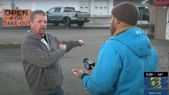 Michigan restaurant owner who blasted indoor dining ban in viral rant to appear on 'Tucker'
