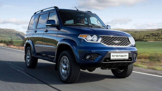 Russian-designed Bremach Taos SUV coming to US for $26G