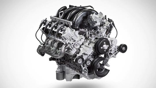 Ford's 'super-secret' Megazilla V8 will be a monster motor