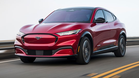 Test drive: The electric 2021 Ford Mustang Mach-E gallops without gas