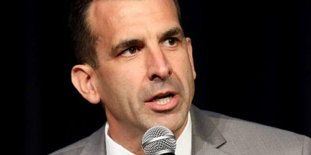 San Jose, Calif., Mayor Sam Liccardo