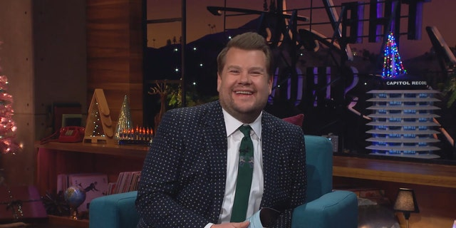 James Corden has been hosting 'The Late Late Show' since March 2015.