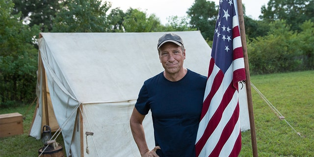 'Six Degrees with Mike Rowe' premiered this month on Discovery's streaming series, Discovery+