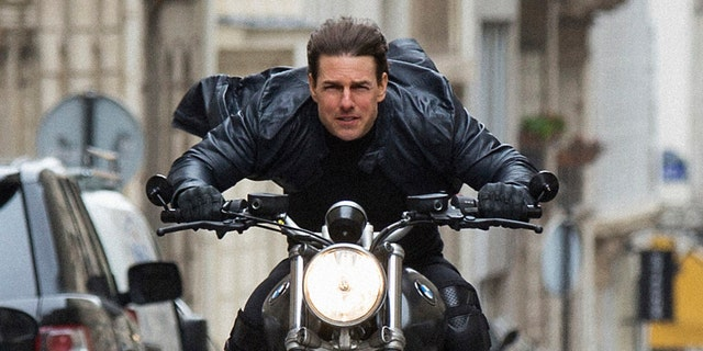 The 'Mission: Impossible' films are some of Cruise's best-known movies. (Chiabella James/Paramount Pictures and Skydance via AP)