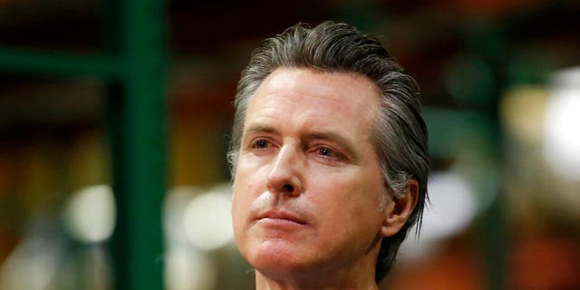 California Gov. Gavin Newsom added new COVID-19 restrictions in early December amid rising coronavirus cases and hospitalizations. (AP Photo/Rich Pedroncelli, Pool, File)