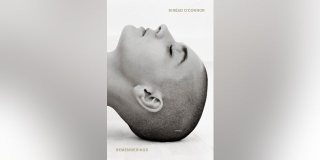 This cover image released by Houghton Mifflin Harcourt shows 'Rememberings,' a memoir by Sinead O'Connor, available on June 1.