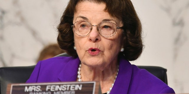 Sen. Dianne Feinstein, D-Calif. (Mandel Ngan/Pool via AP, File)