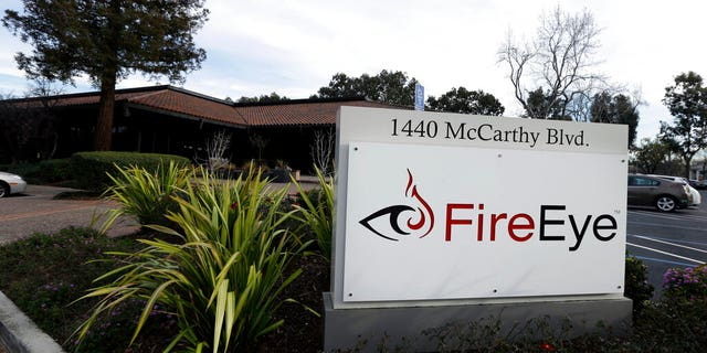 FILE: FireEye offices in Milpitas, Calif.