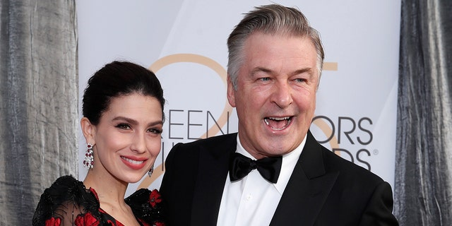 Alec Baldwin defended his yoga expert wife last month as social media trolls repeatedly poked fun at her online.