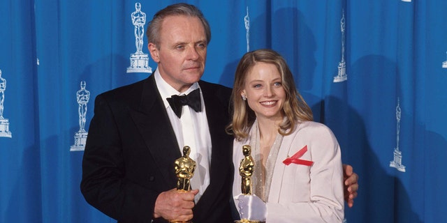 Anthony Hopkins and Jodie Foster won Oscars for their roles in 'The Silence of the Lambs.'