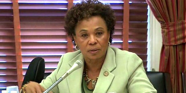 U.S. Rep. Barbara Lee, D-Calif.