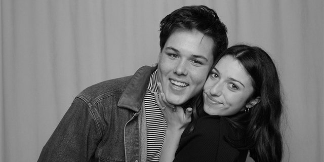 Bella Robertson married Jacob Mayo less than a year after announcing their engagement.