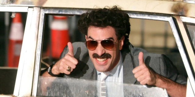 Advocacy groups call for 'Borat' sequel to be barred from Oscars, Golden Globes and more