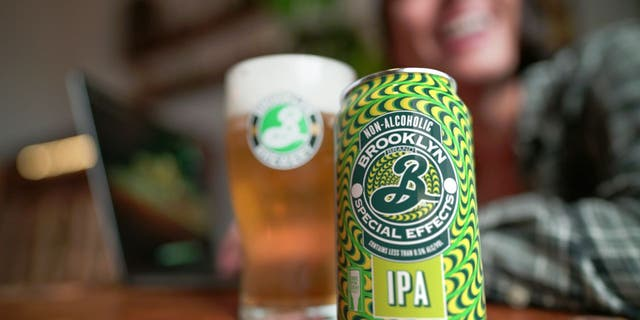 Brooklyn Brewery is launching a new alcohol-free beer just in time for Dry January