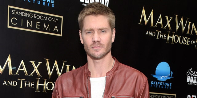 Chad Michael Murray said that his family prays at every meal. (Photo by Michael Tullberg/Getty Images)