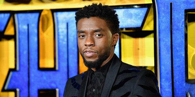 The late Chadwick Boseman is nominated. (Photo by Gareth Cattermole/Getty Images for Disney)
