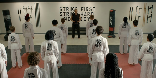'Cobra Kai' Season 3 drops on Netflix in January 2021.