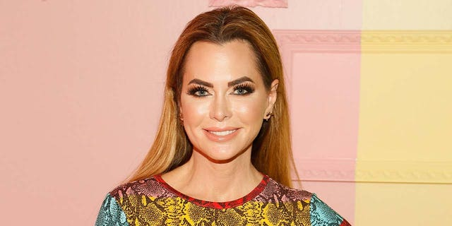 'Real Housewives of Dallas' star D'Andra Simmons has been hospitalized for coronavirus. (Photo by Paul Morigi/Getty Images for NYFW: The Shows)