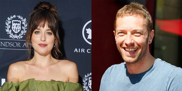 Dakota Johnson and Chris Martin have been linked romantically since 2017.