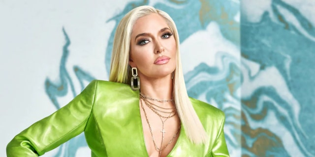 Erika Jayne married Tom Girardi, a high-profile lawyer, in 1999. They announced their split earlier this year.