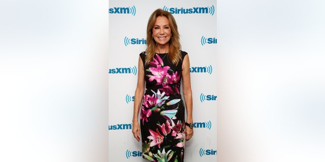 Kathie Lee Gifford said she hopes her book will inspire others to pursue their dreams.