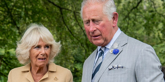 Prince Charles, Prince of Wales and Camilla, Duchess of Cornwall, tied the knot in 2005.