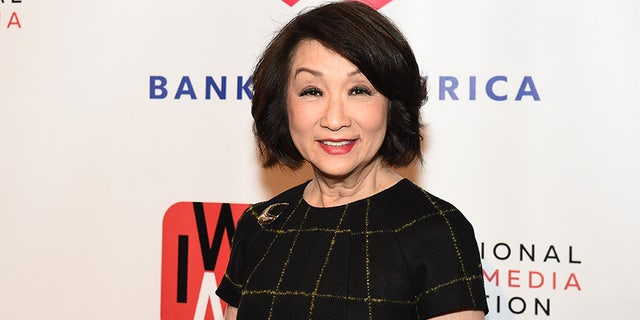 Connie Chung attends The International Women's Media Foundation's 2019 Courage In Journalism Awards at Cipriani 42nd Street on Oct. 30, 2019, in New York City.