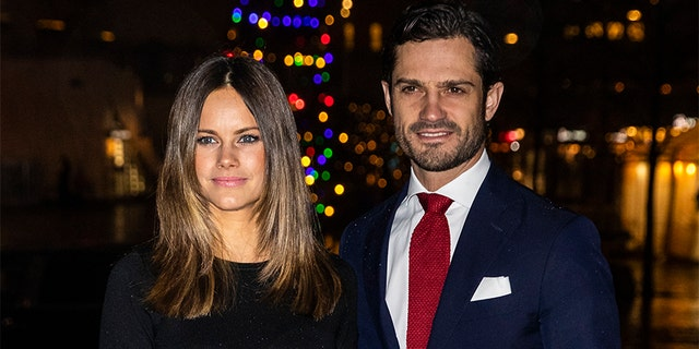 Princess Sofia of Sweden and Prince Carl Philip of Sweden are proud parents of three sons.