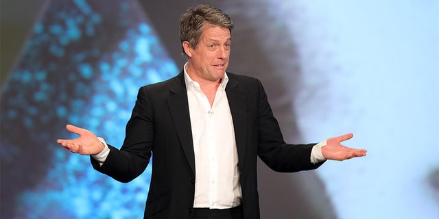 """Connie Chung alleged that Hugh Grant (pictured here) is """"not very friendly."""""""