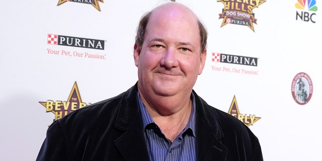 Actor Brian Baumgartner starred as chili-loving accountant Kevin Malone in the NBC sitcom 'The Office.'