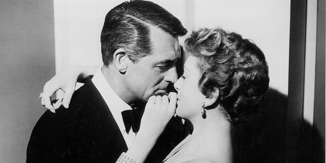 """An Affair to Remember"" (1957) stars Cary Grant And Deborah Kerr."