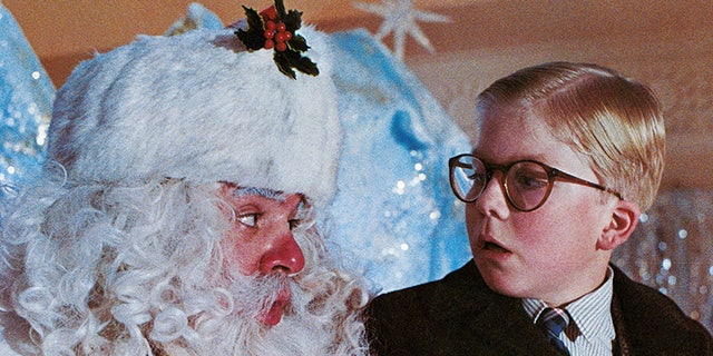 Peter Billingsley starred as Ralphine in the holiday favorite 'A Christmas Story', which premiered in 1983.