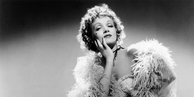 Marlene Dietrich passed away in 1992 at age 90.