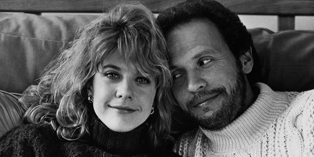"""When Harry Met Sally..."" (1989) stars Meg Ryan and Billy Crystal."