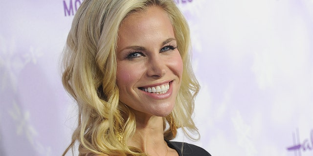 Brooke Burns has also starred in the 'Gourmet Detective' film franchise on Hallmark.