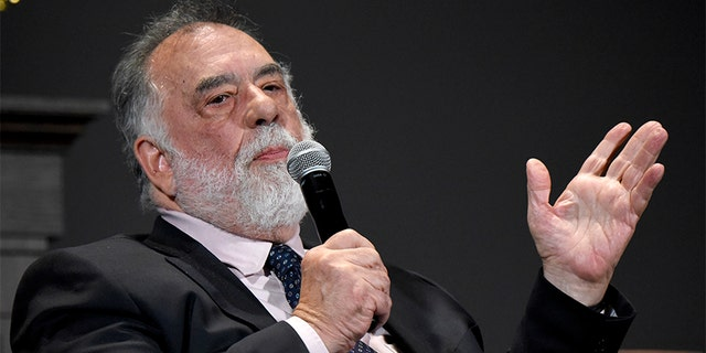 """Director Francis Ford Coppola told The Guardian he is """"fatto"""" con """"Il Padrino"""" film franchise and has """"other fish to fry."""""""