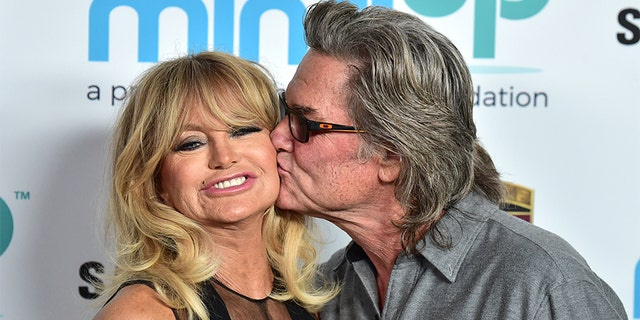 Kurt Russell, Goldie Hawn reveal their favorite things about each other