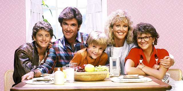 In 'Growing Pains,' Jason Seaver (Alan Thicke) moved his psychiatrist office into the house after his journalist-wife Maggie (Joanna Kerns) returned to work and to watch their children, Mike (Kirk Cameron), Ben (Jeremy Miller) and Carol (Tracey Gold).