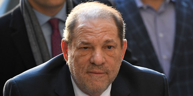 Harvey Weinstein has been accused of sexual assault by Rose McGowan. (Photo by Johannes EISELE / AFP)