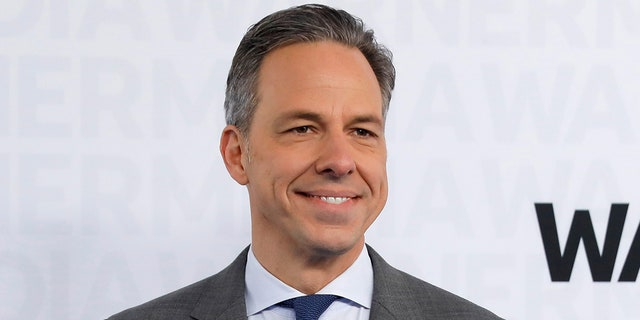 CNN expanded Jake Tapper's role as the network prepares for the Biden administration. REUTERS/Mike Segar - RC15DDCE00F0