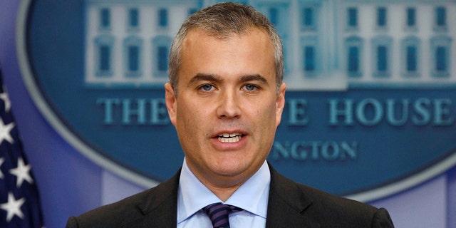 Jeff Zients is seen in Washington, April 7, 2011. (Reuters)