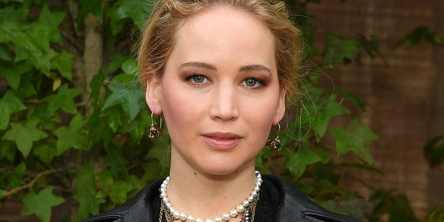 Jennifer Lawrence thanked fans for her support after her family farm burned down.