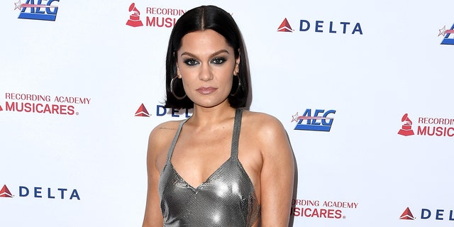 Jessie J had to clarify that she was not hospitalized on Christmas Eve.