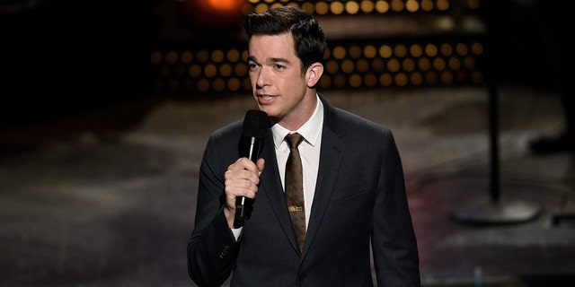 John Mulaney reportedly raised eyebrows months ago for his behavior during a skit with Seth Meyers.