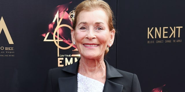 Judge Judy Sheindlin says she scolded someone for not wearing a face mask during the coronavirus pandemic