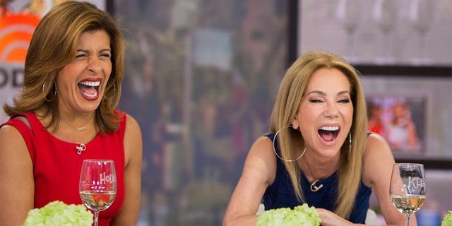 Kathie Lee Gifford (pictured here with Hoda Kotb), said she wants to have fun again.