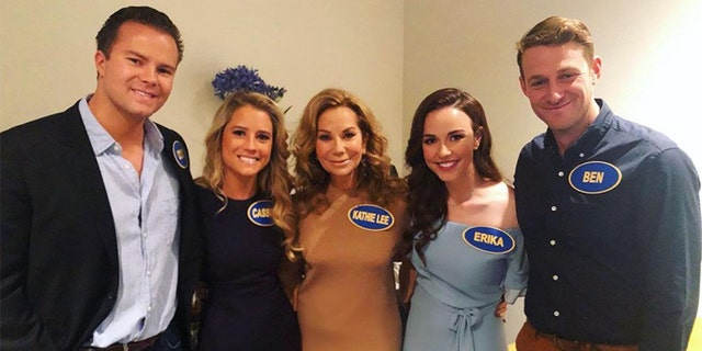 Proud mom Kathie Lee Gifford is enjoying her life in Tennessee.