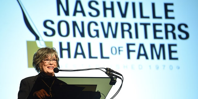 Songwriter K.T. Oslin was inducted into the Nashville Songwriters Hall Of Fame in 2018. (Photo by Jason Kempin/Getty Images)