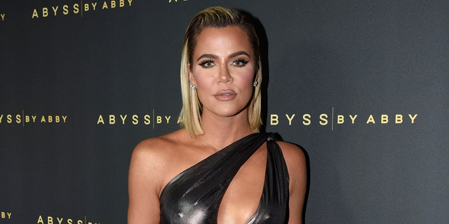Khloé Kardashian revealed on Twitter that the Kardashian family will not be hosting their annual Christmas Eve party this year in light of the coronavirus pandemic. (Photo by Vivien Killilea/Getty Images for Abyss By Abby)