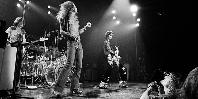 Led Zeppelin to sell themed pinball machines featuring 'Whole Lotta Love,' 'Immigrant Song' and more